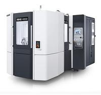 DMG NHX-4000 horizontal milling center.