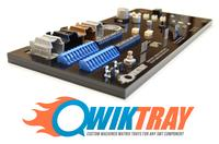QWIKTRAY Custom Matrix Tray System.