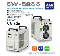 S&A CW-5200 chiller compression refrigeration 1.4KW