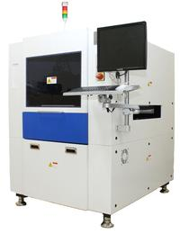 The SPI Series solder paste inspection systems apply 3D Moiré technology combined with 2-D area inspection to provide unparalleled speed and accuracy.
