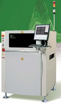 Koh Young's KY8030-3, solder paste inspection system.