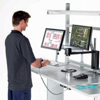 Tagarno bench-top inspection system.