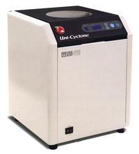Japan Unix Uni-Cyclone Centrifugal Mixer/Defoamer.