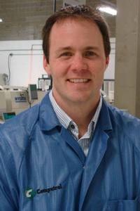 Charles Scott III, Computrol's new General Manager for the Orem, Utah office