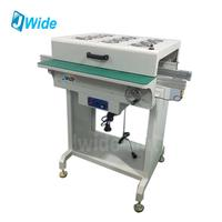 PCB conveyor system with cooling fans