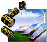 New Yorker Electronics to Supply new Cornell Dubilier Electronics (CDE) High Voltage Supercapacitors