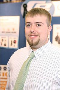 Zach Shook, Count On Tools Inc representative