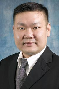 Shen Hwang Ting, CyberOptics' new Global Marketing Manager