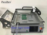 Visional Pick and Place robot NeoDen3V Support 0402,QFN,TQFP,BGA,5050,2835,LED,ICs,NeoDen Tech