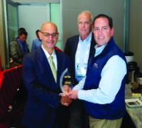 MicroCare Distributor of the Year was awarded to Hisco. 