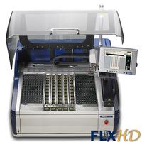 The FLXHD Automated Duplication System for e-MMC devices is the only automated duplication system in a desktop footprint.