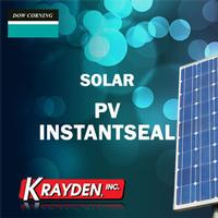 Dow Corning Solar Solutions' PV InstantSeal.