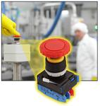 New Yorker Electronics to distribute new Excel Cell Electronics (ECE) Series of Industrial Emergency Stop ESTOP Switches