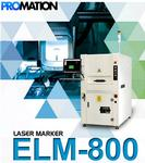 LASER MARKER - ELM-800 from PROMATION