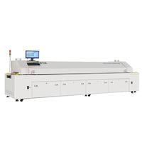 Low Cost SMD Reflow Oven PCB Reflow Soldering Machine