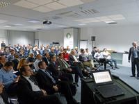 Ersa GmbH welcomed about 100 sales partners from around the globe at their headquarters in Wertheim/Germany for the International Sales Meeting. The meeting focused on sales and marketing strategies as well as the introduction of development roadmaps.