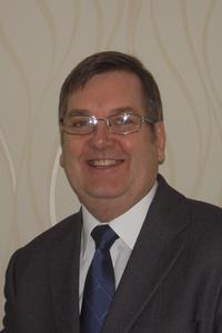 Andrew Hunter, Etek Europe's new UK Sales Manager