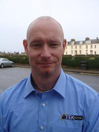 Dave Shaw, Etek's new Applications Manager