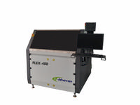 Compact inline selective soldering machine FLEX-400 and FLEX-600