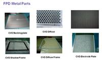 FPD Metal Parts for CVD