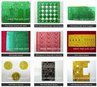 FR4 PCB Fabrication and Assembly