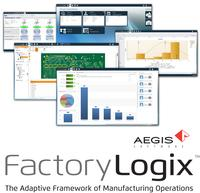 FactoryLogix is an integrated suite of modules and devices designed to improve every aspect of manufacturing operations.