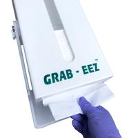 Grab-EEZ™ ESD Safe Cleanroom Wipe Dispenser