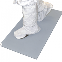 Grey Cleanroom Sticky Mat