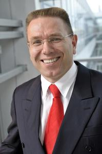 Günter Schindler, Siplace's new Chief Operating Officer (COO).