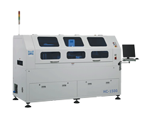 fully automatic solder paste screen stencil printer
