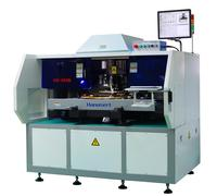 Radial inserting machine
