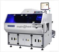 Radial insertion machine