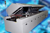 HS series of Lead free reflow oven # HB Automation # CE certificates