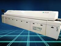 Lead free reflow oven for LED # HB Automation # CE certificates