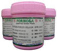Formosa Halogen Free Solder Paste