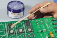 HeatShieldGel™ - Thermal Protection of Electronic Components During Reflow