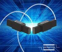 Series 67 and 68 new relays are available for up to 10kV stand-off, switching up to 7.5kV, with an option of either PCB or flying lead switch connections.