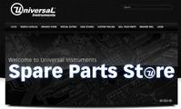 Universal Instruments (UIC) Spare Parts Store Homepage