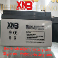 XNB-BATTERY   12V / 38 Ah  battery       sales6@xnb-battery.com