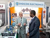 Diamond Track Manufacturing Services for medical device reliability at the BIOMEDevice Show.