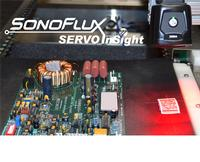 SonoFlux Servo with InSight Automated Board Recognition