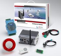 ADLINK's IoT Gateway Starter Kit simplifies device-cloud connection, accelerates IoT application development, and speeds deployment for a wide variety of application environments such as industrial automation, smart buildings, smart parking systems, and agriculture.