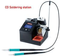 Compact CD Soldering Station