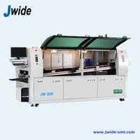 Economic wave solder machine