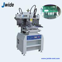 Semi automatic SMT PCB screen printer for EMS factory