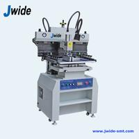 Semi automatic PCB screen printer for SMT assembly line
