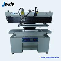 SMT solder paste printer for LED assembly line