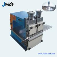 Thick aluminum PCB cutting separator with 2 heads