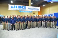 The Juki Sales and Service Team offers the best support in the Americas.