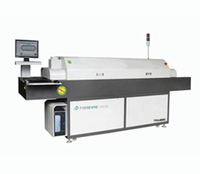 Full Hot Air Energy-Saving Reflow Oven with Four Heating Zones K4